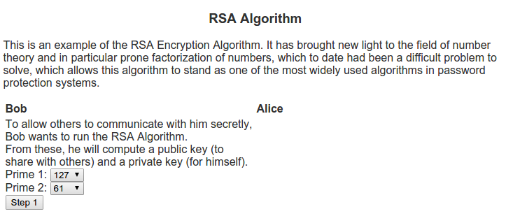 research papers on rsa algorithm