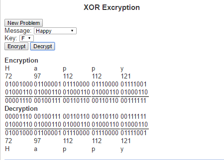Lets learn about xor encryption learninglover one of the more common things about this generation is the constant desire to write up type their thoughts so many of the conversations from my high ccuart Image collections
